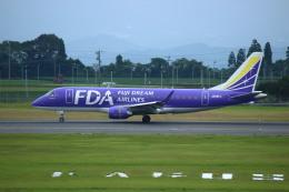 resocha747さんが、鹿児島空港で撮影したフジドリームエアラインズ ERJ-170-200 (ERJ-175STD)の航空フォト(写真)
