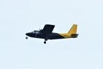 resocha747さんが、鹿児島空港で撮影した新日本航空 BN-2B-20 Islanderの航空フォト(写真)