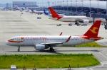 CB20さんが、関西国際空港で撮影した天津航空 A320-214の航空フォト(写真)