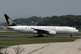kaz-bbさんが、福岡空港で撮影したシンガポール航空 777-212/ERの航空フォト(写真)