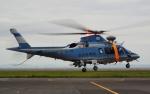 asuto_fさんが、大分空港で撮影した奈良県警察 A109E Powerの航空フォト(写真)