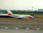 まいけるさんが、タンソンニャット国際空港で撮影したウェルズ・ファーゴ・バンク・ノースウェスト 680 Citation Sovereignの航空フォト(写真)