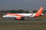 ウッディーさんが、レオナルド・ダ・ヴィンチ国際空港で撮影したイージージェット A320-214の航空フォト(写真)