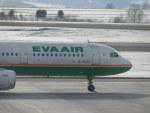 まさ773さんが、奄美空港で撮影したエバー航空 A321-211の航空フォト(写真)