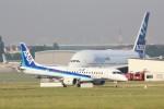 okitamiyaさんが、ル・ブールジェ空港で撮影した三菱航空機 MRJ90STDの航空フォト(写真)