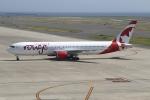 KAKOさんが、中部国際空港で撮影したエア・カナダ・ルージュ 767-35H/ERの航空フォト(写真)