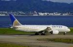 CB20さんが、関西国際空港で撮影したユナイテッド航空 787-8 Dreamlinerの航空フォト(写真)
