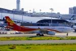 CB20さんが、関西国際空港で撮影した香港航空 A330-343Xの航空フォト(写真)