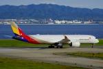 CB20さんが、関西国際空港で撮影したアシアナ航空 A350-941XWBの航空フォト(写真)