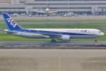 あしゅーさんが、羽田空港で撮影した全日空 767-381の航空フォト(写真)