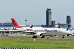 saoya_saodakeさんが、成田国際空港で撮影したトランスアジア航空 A330-343Xの航空フォト(写真)