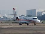 51ANさんが、羽田空港で撮影した金鹿航空 Gulfstream G200の航空フォト(写真)
