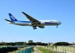 mojioさんが、伊丹空港で撮影した全日空 777-281の航空フォト(写真)