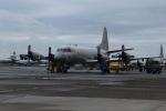 筑波のヘリ撮りさんが、下総航空基地で撮影した海上自衛隊 P-3Cの航空フォト(写真)