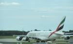 Take51さんが、ミュンヘン・フランツヨーゼフシュトラウス空港で撮影したエミレーツ航空 A380-861の航空フォト(写真)