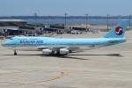 Wings Flapさんが、中部国際空港で撮影した大韓航空 747-4B5の航空フォト(写真)