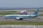 qooさんが、関西国際空港で撮影した大韓航空 737-8LHの航空フォト(写真)