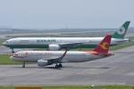 qooさんが、関西国際空港で撮影した天津航空 A320-214の航空フォト(写真)