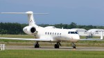 hidetsuguさんが、新千歳空港で撮影した金鹿航空 G-V-SP Gulfstream G550の航空フォト(写真)