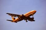 南十字星さんが、羽田空港で撮影した日本エアシステム A300B4-2C/SCDの航空フォト(写真)