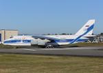 Bokuranさんが、ペインフィールド空港で撮影したヴォルガ・ドニエプル航空 An-124-100 Ruslanの航空フォト(写真)