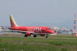 カンタさんが、名古屋飛行場で撮影したフジドリームエアラインズ ERJ-170-100 (ERJ-170STD)の航空フォト(写真)