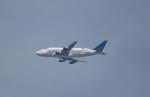 カンタさんが、名古屋飛行場で撮影したボーイング 747-4H6(LCF) Dreamlifterの航空フォト(写真)