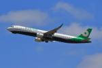 こだしさんが、新千歳空港で撮影したエバー航空 A321-211の航空フォト(写真)