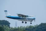 Takeshi90ssさんが、調布飛行場で撮影した川崎航空 TU206F Turbo Stationairの航空フォト(写真)