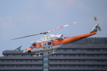 Mizuki24さんが、調布飛行場で撮影した和歌山県防災航空隊 412EPの航空フォト(写真)