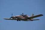 Mizuki24さんが、龍ヶ崎飛行場で撮影したフジ・インバック PA-34-220T Seneca IIIの航空フォト(写真)
