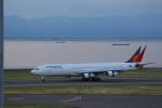 canon_leopardさんが、中部国際空港で撮影したフィリピン航空 A340-313Xの航空フォト(写真)
