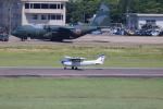 msrwさんが、名古屋飛行場で撮影した本田航空 172S Skyhawk SPの航空フォト(写真)