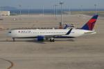 きんめいさんが、中部国際空港で撮影したデルタ航空 767-332/ERの航空フォト(写真)
