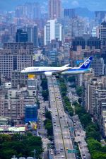 まいけるさんが、台北松山空港で撮影した全日空 787-8 Dreamlinerの航空フォト(写真)