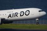 竜747さんが、羽田空港で撮影したAIR DO 767-33A/ERの航空フォト(写真)