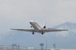たつぼんさんが、松山空港で撮影した朝日航洋 680 Citation Sovereignの航空フォト(写真)