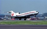 ハミングバードさんが、名古屋飛行場で撮影した日本航空 727-46の航空フォト(写真)