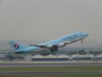 ねこすけさんが、金浦国際空港で撮影した大韓航空 747-4B5の航空フォト(写真)