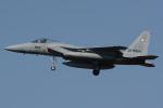banshee02さんが、茨城空港で撮影した航空自衛隊 F-15J Eagleの航空フォト(写真)