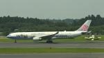 fukucyanさんが、成田国際空港で撮影したチャイナエアライン A330-302の航空フォト(写真)