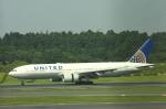 fukucyanさんが、成田国際空港で撮影したユナイテッド航空 777-222の航空フォト(写真)