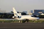 スポット110さんが、羽田空港で撮影したFalco Elevair LLC Falcon 900EXの航空フォト(写真)
