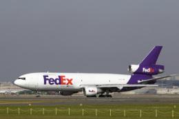 senyoさんが、成田国際空港で撮影したフェデックス・エクスプレス MD-10-30Fの航空フォト(写真)