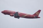 キイロイトリ1005fさんが、関西国際空港で撮影した吉祥航空 A320-214の航空フォト(写真)