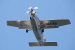 じーのさんさんが、八丈島空港で撮影したスカイトレック Kodiak 100の航空フォト(写真)