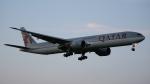 redbull_23さんが、成田国際空港で撮影したカタール航空 777-3DZ/ERの航空フォト(写真)