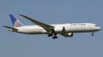 redbull_23さんが、成田国際空港で撮影したユナイテッド航空 787-9の航空フォト(写真)