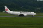 撮り撮り人さんが、岡山空港で撮影した日本トランスオーシャン航空 737-446の航空フォト(写真)