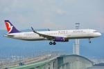 SKY☆101さんが、関西国際空港で撮影したマカオ航空 A321-231の航空フォト(写真)